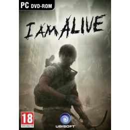 Coperta I AM ALIVE - PC