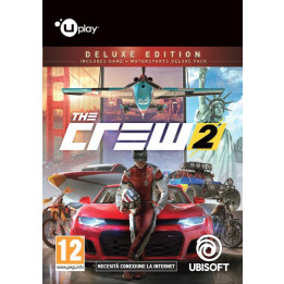 Coperta THE CREW 2 DELUXE EDITION - PC (UPLAY CODE)