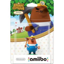 Coperta AMIIBO RESETTI (ANIMAL CROSSING)
