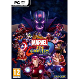 Coperta MARVEL VS CAPCOM INFINITE - PC