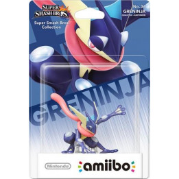 Coperta AMIIBO GRENINJA NO. 36 (SUPER SMASH)