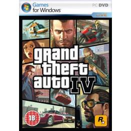 Coperta GTA IV - PC