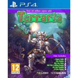 Coperta TERRARIA - PS4