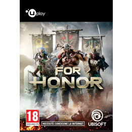Coperta FOR HONOR - PC (UPLAY CODE)