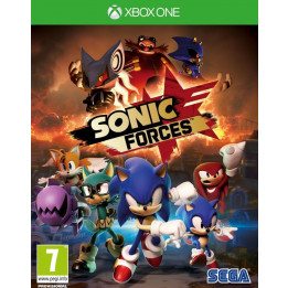 Coperta SONIC FORCES D1 EDITION - XBOX ONE