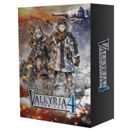 Coperta VALKYRIA CHRONICLES 4 MEMOIRS FROM BATTLE PREMIUM EDITION - PS4