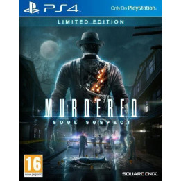 Coperta MURDERED SOUL SUSPECT SPECIAL EDITION - PS4