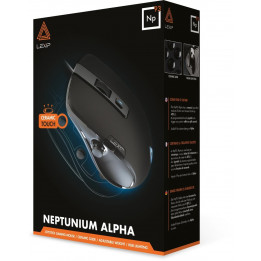 Coperta LEXIP GAMING - NP93 NEPTUNIUM ALPHA - EURO VERSION (PC)