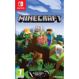 Coperta MINECRAFT SWITCH BEDROCK EDITION - SW