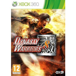 Coperta DYNASTY WARRIORS 8 - XBOX360