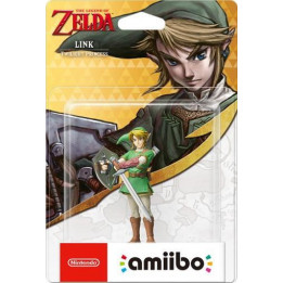Coperta AMIIBO LINK TWILLIGHT PRINCESS (THE LEGEND OF ZELDA)
