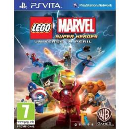 Coperta LEGO MARVEL SUPER HEROES - PSV