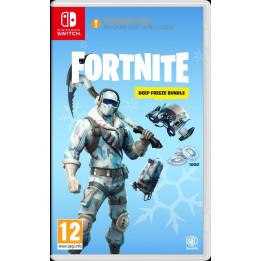 Coperta FORTNITE DEEP FREEZE BUNDLE - SW