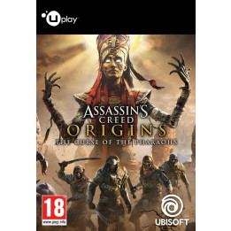 Coperta ASSASSINS CREED ORIGINS THE CURSE OF THE PHARAOHS - DLC 2 (UPLAY CODE)