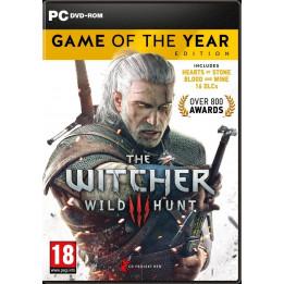Coperta THE WITCHER 3 WILD HUNT GOTY EDITION - PC