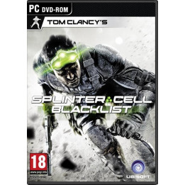 Coperta SPLINTER CELL BLACKLIST - PC