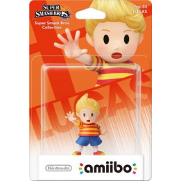 Coperta AMIIBO LUCAS NO. 53 (SUPER SMASH)
