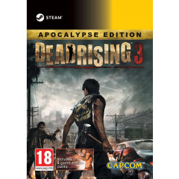 Coperta DEAD RISING 3 APOCALYPSE EDITION - PC (STEAM CODE)
