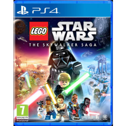 Coperta LEGO STAR WARS THE SKYWALKER SAGA - PS4