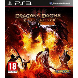Coperta DRAGONS DOGMA DARK ARISEN ESSENTIALS - PS3