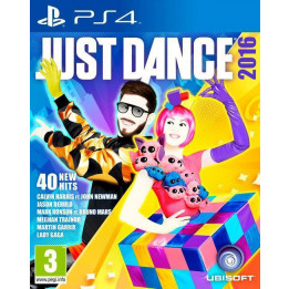 Coperta JUST DANCE 2016 UNLIMITED - PS4