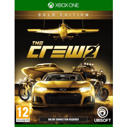 Coperta THE CREW 2 GOLD EDITION - XBOX ONE