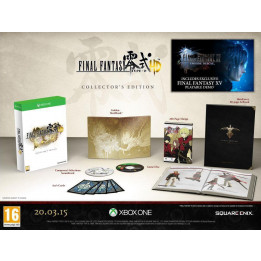 Coperta FINAL FANTASY TYPE-0 HD COLLECTORS EDITION - XBOX ONE