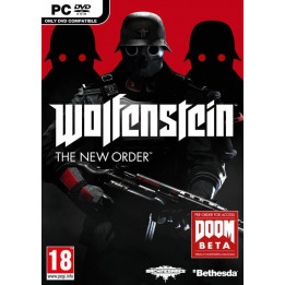 Coperta WOLFENSTEIN THE NEW ORDER - PC