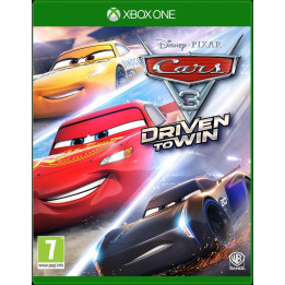 Coperta CARS 3 DRIVEN TO WIN - XBOX ONE