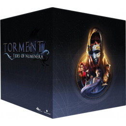 Coperta TORMENT TIDES OF NUMENERA COLLECTORS EDITION - PC