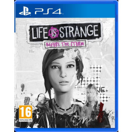 Coperta LIFE IS STRANGE BEFORE THE STORM - PS4