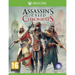 Coperta ASSASSINS CREED CHRONICLES - XBOX ONE