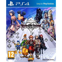 Coperta KINGDOM HEARTS 2.8 - PS4
