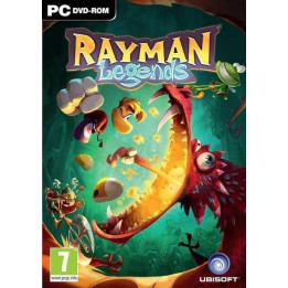 Coperta RAYMAN LEGENDS - PC