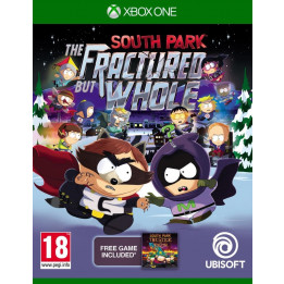 Coperta SOUTH PARK THE FRACTURED BUT WHOLE - XBOX ONE