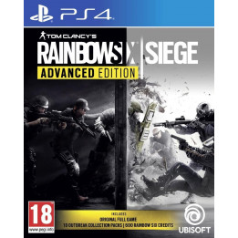 Coperta RAINBOW SIX SIEGE ADVANCED EDITION - PS4
