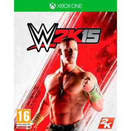 Coperta WWE 2K15 - XBOX ONE