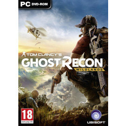 Coperta GHOST RECON WILDLANDS - PC
