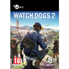 Coperta WATCH DOGS 2 - PC (UPLAY CODE)