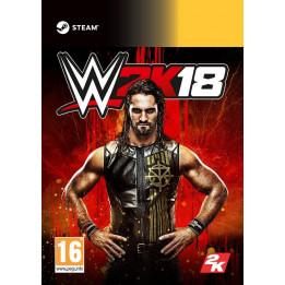 Coperta WWE 2K18 - PC (STEAM CODE)