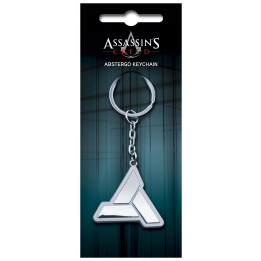 Coperta ASSASSINS CREED ABSTERGO LOGO KEYCHAIN