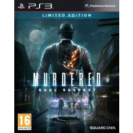 Coperta MURDERED SOUL SUSPECT SPECIAL EDITION - PS3
