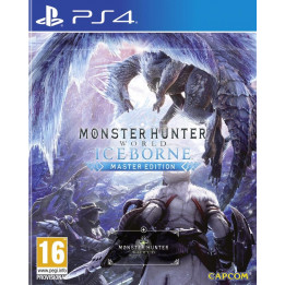 Coperta MONSTER HUNTER WORLD ICEBORNE - PS4