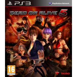 Coperta DEAD OR ALIVE 5 - PS3