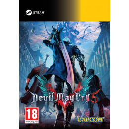 Coperta DEVIL MAY CRY 5 - PC (STEAM CODE)