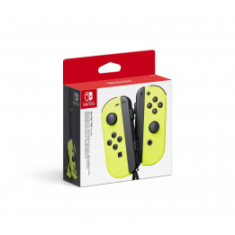 Coperta NINTENDO SWITCH JOY-CON PAIR NEON YELLOW - GDG